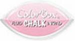 Rose Coral Cat's Eye Chalk    per stuk