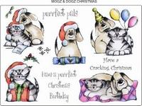 Mogz & Dogz Christmas    per vel