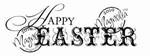Happy Easter  ( tekst )