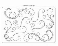 String of Bling    per vel