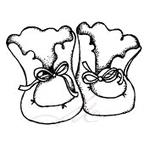 Baby shoes    per stuk