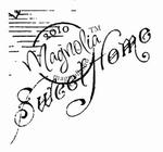Sweet Home  ( tekst )    per stuk