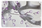 Chandelier Lilac    per stuk