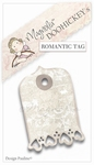 Romantic Tag    per stuk