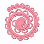 Spiral Blossom 2    per stuk