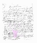 Old Valentine Letter    per stuk