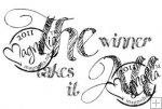 The Winner takes it All ( tekst)    per stuk