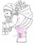 Santa mini    per stuk