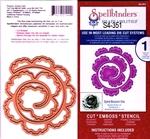Spiral Blossom 1    per stuk