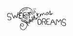 Sweet Christmas Dreams (text)    per stuk