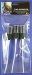 Spray tops voor de Cosmic Shimmer flesjes    setje van 3