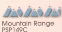 Mountain Range    per stuk