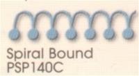 Spiral Bound    per stuk