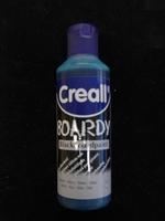 Schoolbordverf Blauw  80ml    per flesje