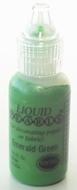 Parelmoerverf Emerald Green    per flesje