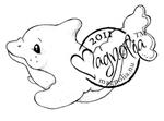 Largo the Dolphin    per stuk