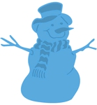 sneeuwman    per stuk