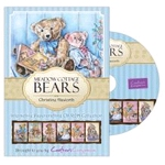Meadow Cottage Bears    per stuk