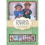 Paintbox Poppets Christmas Collection    per stuk