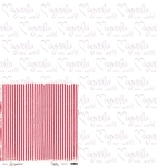Striped Cloth   15 x 15 cm    per vel