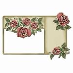 Roos Passepartout / Rose Blossoms    per stuk