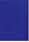 Ribbelkarton tweezijdig gekleurd blauw    per vel