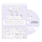 S.W.A.L.K. Digital Stamp Library CD-Rom    per stuk