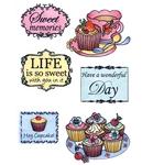 Tea and Cupcakes    per vel