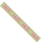 Ribbon Flowers Groen 20 mm x 3mtr    per rol