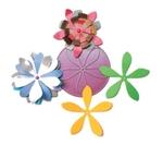 Stacker Flower #5    per stuk