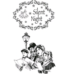Silent Night    per setje