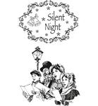 Silent Night    per setje