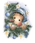 The day before Christmas Edwin mini    per stuk