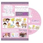 S.W.A.L.K. Colouring Guide CD    per stuk