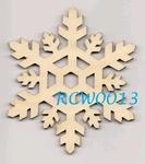 Sneeuwvlok    per stuk