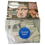 Stampbord Assorted sizes    per zakje