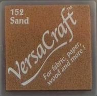 Sand stempelkussen    per stuk