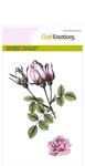 Rose buds    per set