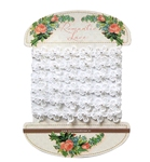 Romantic Lace-White    per zakje