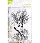 Silhouettes Trees    per set