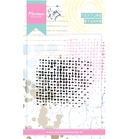 Texture Stamps Netting    per vel