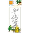 Hetty's border: Vegetable garden    per set