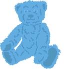 Tiny's teddy bear    per stuk