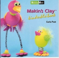 Makin's Clay. Kinderkleiboek    per stuk
