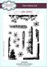 Snowflake Kisses A5    per set