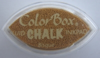 Bisque Cat's Eye Chalk    per stuk