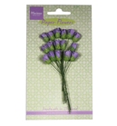 Rose Bud Dark Lavender    per set