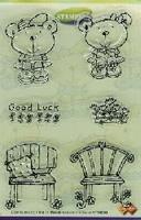 Stampies: Good Luck    per set