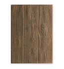 3-D Embossing Folder  Lumber    per stuk