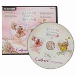Flower Fairies CD1 Almond Blossom & Buttercup    per stuk